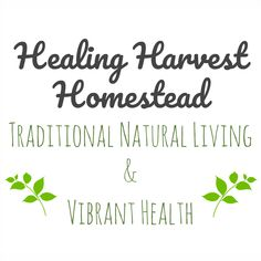 Learn about Healing Harvest Homestead---what we are about and the things we love and do! Find out how we can serve you!