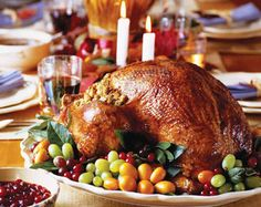 How to cook the perfect holiday turkey!