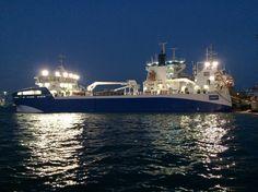 M/S «GÅSØ VIKING» | Skipsrevyen Møre Maritime har sammen med rederiet utviklet fartøyets design; M-3001