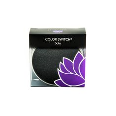 Color Switch Solo $16.99 Clean your shadow brush !