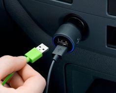 Foto Cargador dual USB coche