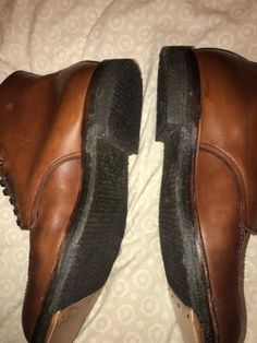 ae11afa5324ab Details about Alden For J Crew 405 INDY MEN'S BROWN Boots SIZE 10 B/D