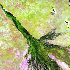 Stunning Satellite Photos of Earth From Outer Space - My Modern Metropolis