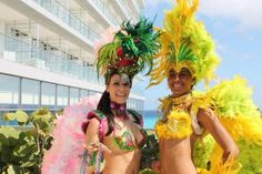 It's time to party for Mardi Gras at Secrets Resorts & Spas!