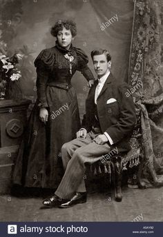 Find the perfect victorian man stock photo. Huge collection, amazing choice, million high quality, affordable RF and RM images. Victorian Photography, Retro Photography, Photography Poses, Victorian London, Victorian Photos, Victorian Era, Couple Portraits, Couple Posing, Couple Photos