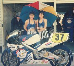1990/3/25 日本GP 鈴鹿サーキット GP500 AJINOMOTO TERRA HONDA NSR500 宮城光