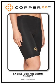 The only product to have 88% copper embedded in it's fabric. These Compression Shorts support your muscles and joints, aiding in faster recovery time and helping to improve blood circulation. Comfortably worn during exercise, rest and in the shower. Super-fast wicking keeps garments dry. Antibacterial and anti-odour properties will keep you feeling and smelling fresh. Copper88™ fabric attributes are inherent in all our garments and will last for as long as you own our products.
