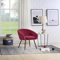 Decoration, Chair, Furniture, Romance, Dark, Home Decor, Green Armchair, Living Room Red, Lumbar Pillow