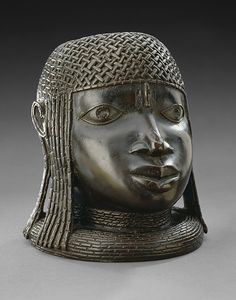 ea6316b0d4 Benin Commemorative Head uhunmwun-elao - now in the collection of the The  Nelson-Atkins Museum of Art