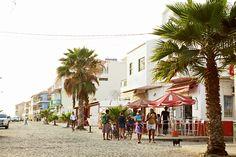 Kap Verde - Santa Maria, Sal, Kap Verde