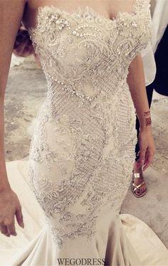 wedding dress Beautiful Wedding Gowns, Dream Wedding Dresses, Bridal Dresses, Beautiful Dresses, Wedding Colors, Wedding Styles, Wedding Wishes, Wedding Attire, Wedding Inspiration
