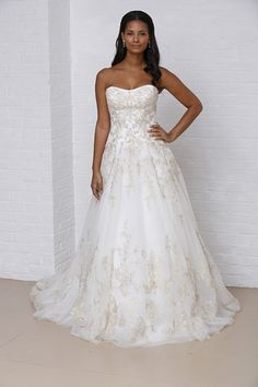 Dresses on pinterest davids bridal plus size wedding for David s bridal clearance wedding dresses
