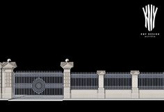 10 Helpful Tricks: Front Yard Fence And Gates iron fence window boxes.Front Yard Fence And Gates. Gabion Fence, Fence Planters, Brick Fence, Concrete Fence, Front Yard Fence, Pool Fence, Backyard Fences, Fenced In Yard, Fence Garden