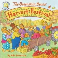 Help your children thank God for all the blessings of the harvest season with this fantastic story from the Berenstain Bears! Join in as they experience all the joys of fall. #kids #berenstainbears #faith