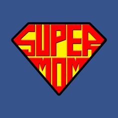 T-Shirts, Supermom B | TeePublic