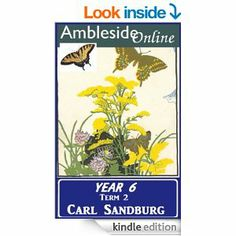 Contains the poetry selections for AO, year 6, term 2. Poems by Carl Sandburg. There is an active TOC, as well as information on using the poems with children and an explanation of blank verse.