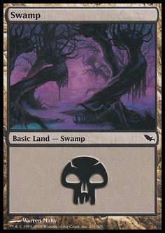 Swamp (2) ($.00) Price History from major stores - Shadowmoor - MTGPrice.com Values for Ebay, Amazon and hobby stores!