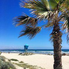 Coronado Beach, Coronado Island, California