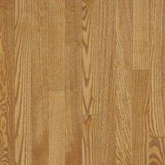 "Bruce Bristol Oak 3/4 x 2 1/4"" Color: Dune Georgia Carpet Industries"