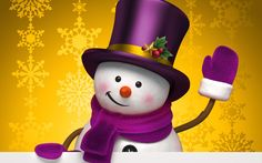 Snowman Wallpapers Free Download
