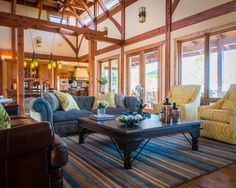 Norwalk Furniture- Chester Sofa and two Eva Swivel Chairs