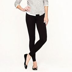 jcrew signature leggings....have them navy and black.........perfect for lounging.........