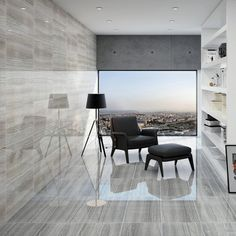 The picture unfortunately does not do the Eramosa matt tiles justice. They are lovely soft grey and white tiles with a slight wood effect grain pattern. Eramosa tiles can also be used as wall or floor tiles. Large Floor Tiles, Grey Floor Tiles, Grey Flooring, Stone Flooring, Outdoor Porcelain Tile, Polished Porcelain Tiles, Grey Bathroom Tiles, Wall Tiles, Tile Warehouse