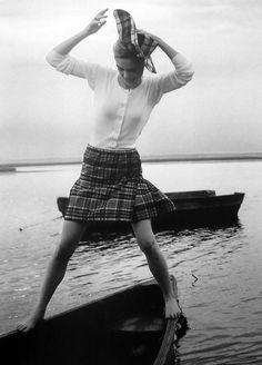 Edie Sedgwick.