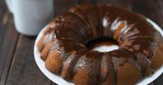 Νηστίσιμο σοκολατένιο κέικ με επικάλυψη κουβερτούρας