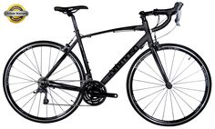 Tommaso Forcella Compact Aluminum Road Bike - Matte Black - XL