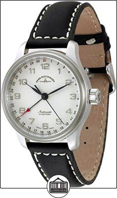 Zeno-Watch Reloj Mujer - NC Retro Pointer date - 9554Z-e2  ✿ Relojes para mujer - (Lujo) ✿