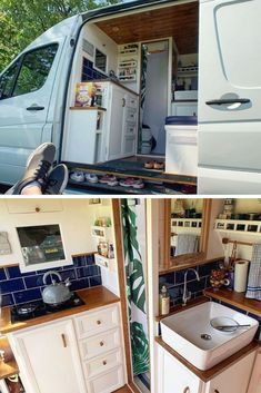 DIY motorhome projects are becoming increasingly popular. DIY camper projects are ., DIY motorhome projects are becoming increasingly popular. DIY motorhome projects are becoming increasingly popular. Bus Life, Camper Life, Campervan Bed, Campervan Ideas, Trailers Camping, Retro Trailers, Airstream Trailers, Travel Trailers, Airstream Camping