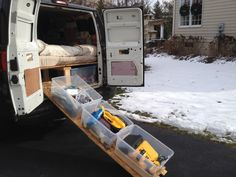 Van-Dwelling | Mobile Technology and Van-Dwelling