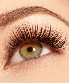 How to Pick the Right False Lashes for Your Eye Shape | from InStyle.com