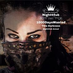 This Darkness (Night45uk Annual) darkness predominates...Without light... #studiotime #Fun -Pre order now!