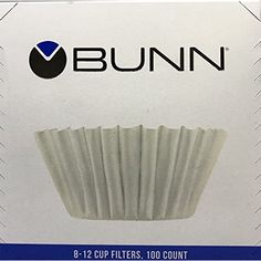 Paper Coffee Filter (Pack 2) Coffee & Tea Makers Replacement Parts High Quality #Bunn
