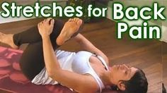 psychetruth jen hilman yoga - YouTube How To Yoga Stretches for Low Back Pain & Sciatica Relief by Jen Hilman