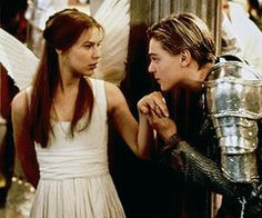 I used to want to consider the option on marrying Paris, but that was before I met you! Romeo, you were the one who showed me true love and what it really meant!
