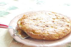 Sale in zucca: Tortilla spagnola