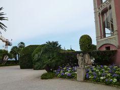 """""""Villa Ephrussi de Rothschild""""(Palazzo e Giardino), Saint-Jean-Cap-Ferrat, France (Marzo)"""