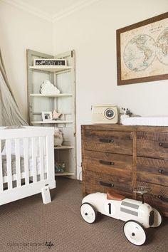 Industriële babykamer - Alles om van je huis je Thuis te maken | HomeDeco.nl