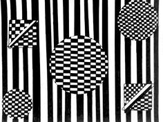 Art optique par Jessica Ríos Sieira 3ESO 2014