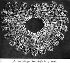 early baroque rabat collar - Google 搜索