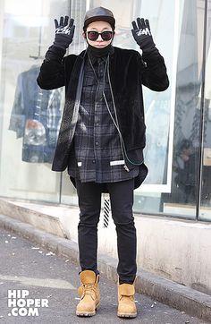 신성준 > Street Fashion   힙합퍼