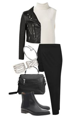 Bez tytułu #1604 by alexz-nk on Polyvore featuring polyvore, fashion, style, Étoile Isabel Marant, Yves Saint Laurent, Boohoo, Acne Studios, Linea Pelle, Forever 21 and Cartier