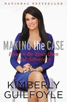 """Kimberly Guilfoyle, host of Fox News's """"The Five,"""" teaches women and men how to """"make their case"""" to further their success in all aspects of life, filled with anecdotes from the author's years as a successful prosecutor and TV journalist. In Making the Case she weaves stories and anecdotes from her life and career with specific strategies that can help anyone set clear goals, communicate more effectively, and come out on top in any situation."""