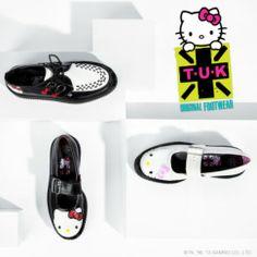 Hello Kitty x #TUK