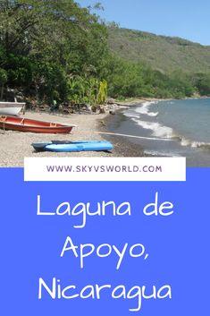 Laguna de Apoyo is l