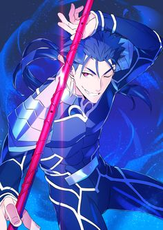 Lancer - Fate/Stay Night: Unlimited Blade Works