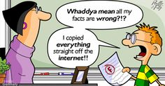 Cartoon by Pirillo & Fitz  5 Most Effective Methods for Avoiding Plagiarism | Grammarly Blog